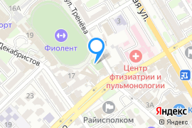 «Фиолент»—Спортивная база в Симферополе