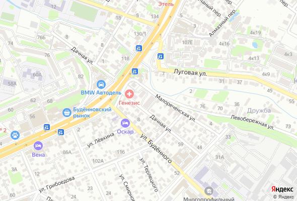 жилой комплекс на проспекте Победы