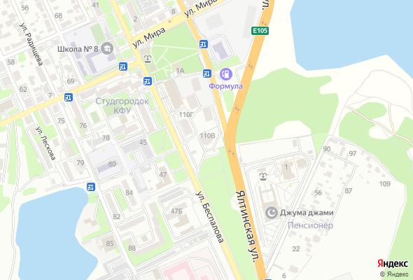 ЖК на ул. Беспалова