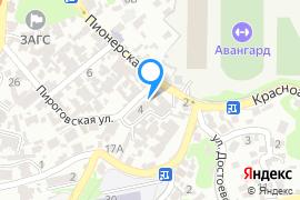 «Авангард»—Спортивная база в Ялте