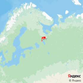 Weather station METAR in Besovets, Republic of Karelia, Russia