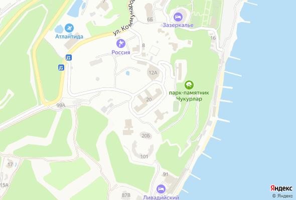 жилой комплекс Россия