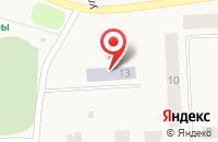 Схема проезда до компании Детский сад №6 в Новой Вилге