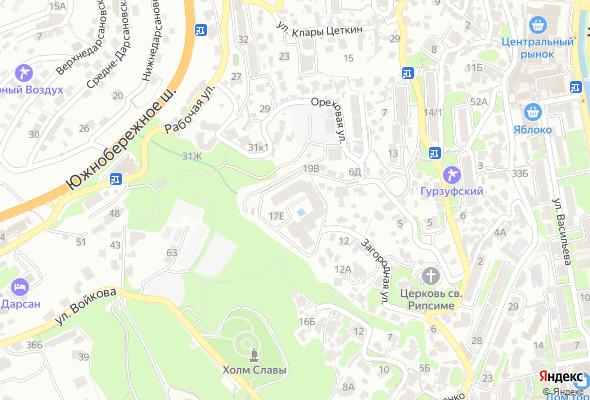 купить квартиру в ЖК Дарсан-Палас