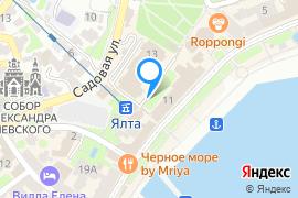 «Кокос»—Ночной клуб в Ялте