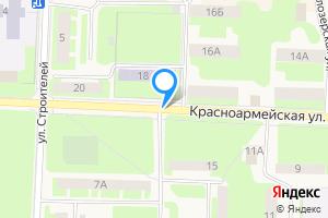 Снять однокомнатную квартиру в Подпорожье ул Красноармейская