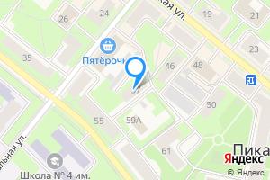 Сдается однокомнатная квартира в Пикалёво Бокситогорский р-н, Пикалёвское городское поселение, Пикалёво, Школьная ул., 57