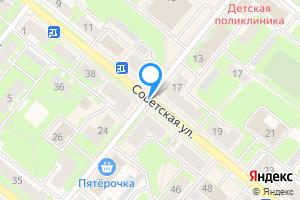 Сдается однокомнатная квартира в Пикалёво Бокситогорский р-н, Пикалёвское городское поселение, Пикалёво, Советская ул.