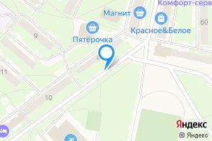 Однокомнатная квартира в Пикалёво ул Спортивная