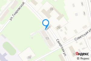 Двухкомнатная квартира в Подпорожье Россия, Ленинградская область, Подпорожье, Свирская улица, 13