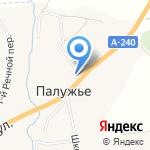 Русский фейерверк-Брянск на карте Брянска