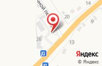 Схема проезда до компании Русский фейерверк-Брянск в Кокино