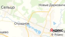 Отели города Ивановка на карте