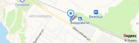 ПрестижСтрой на карте Брянска