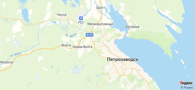 116 автобус в Петрозаводске
