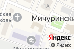 Схема проезда до компании Историко-краеведческий музей Брянского района в Мичуринском