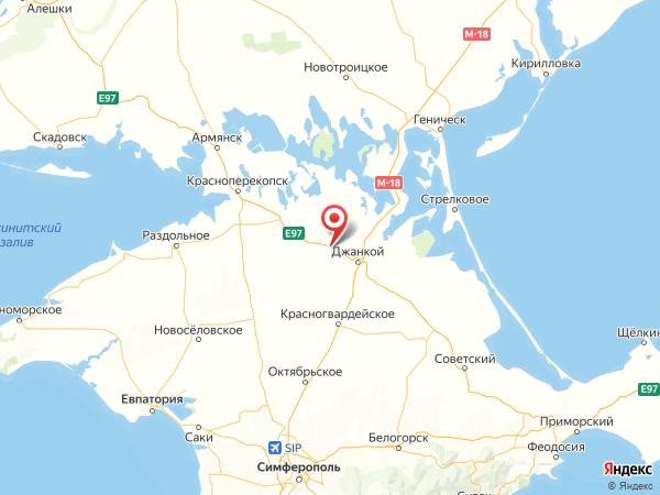 село Жилино на карте