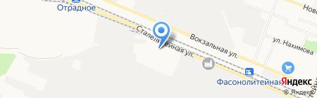 Вик-Плюс на карте Брянска