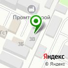 Местоположение компании Строй-Вектор