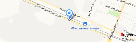 Вега-Сервис на карте Брянска