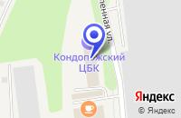 Схема проезда до компании ПТФ ПРИРОДНЫЙ КАМЕНЬ в Кондопоге