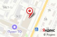 Схема проезда до компании Спецавтоматика в Брянске