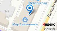 Компания Кирпичный Двор на карте