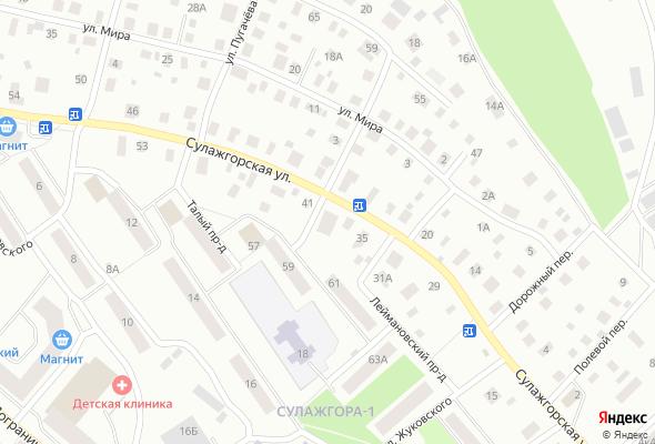 продажа квартир по ул. Сулажгорской, 39