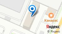 Компания Крепёж на карте