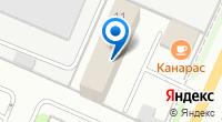 Компания Консис на карте