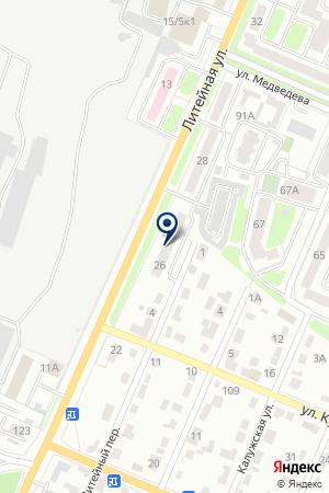 ДОММАСТЕР32 на карте Брянска