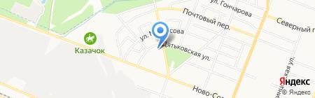 Детский сад №99 Тополёк на карте Брянска
