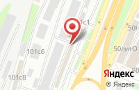 Схема проезда до компании Школьный ПРОект в Брянске