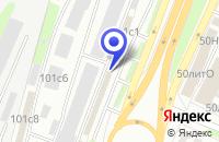 Схема проезда до компании СТАРИН в Брянске