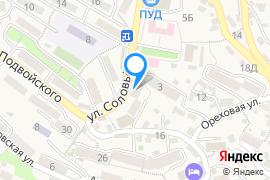 «Кругозор»—Ресторан в Гурзуфе