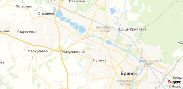 Путевка на карте