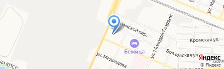 DecorSticker.ru на карте Брянска