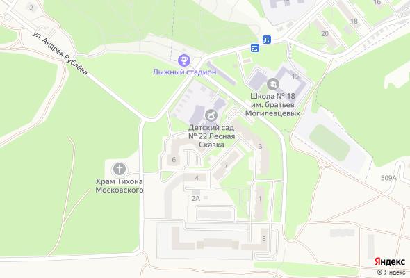 продажа квартир Мичуринский город-парк