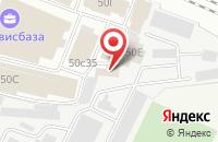 Схема проезда до компании Аквасан в Брянске