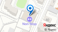 Компания Non-Stop на карте