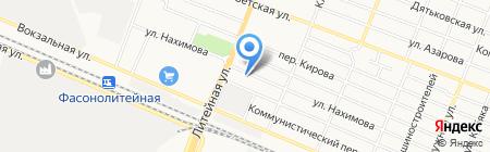 Элит-Стиль на карте Брянска