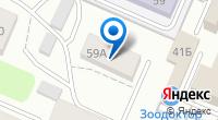 Компания Горн на карте