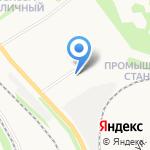 Стимул на карте Петрозаводска
