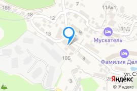 «У Борисовны»—Гостиница в Гурзуфе