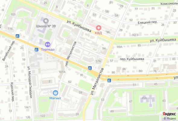 жилой комплекс по ул. 22 Съезда КПСС, 96