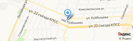 Строительная компания-Брянск на карте Брянска