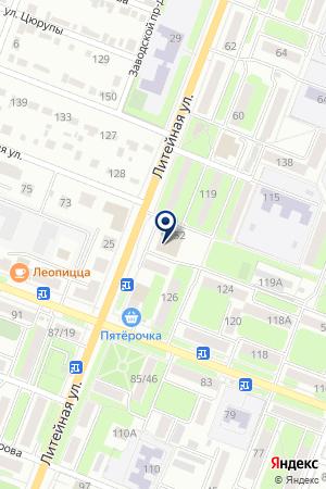 Tatyana Shop на карте Брянска