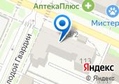 Коммунистическая партия РФ на карте