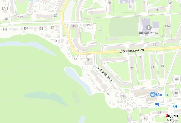 жилой комплекс по ул. Орловская, д. 29