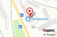Схема проезда до компании Офис Плюс в Петрозаводске